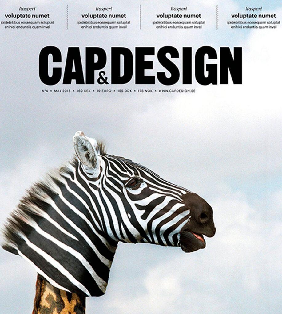 Cap Design revista