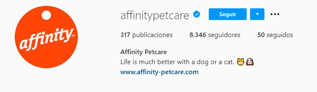 Presentacion de Instagram
