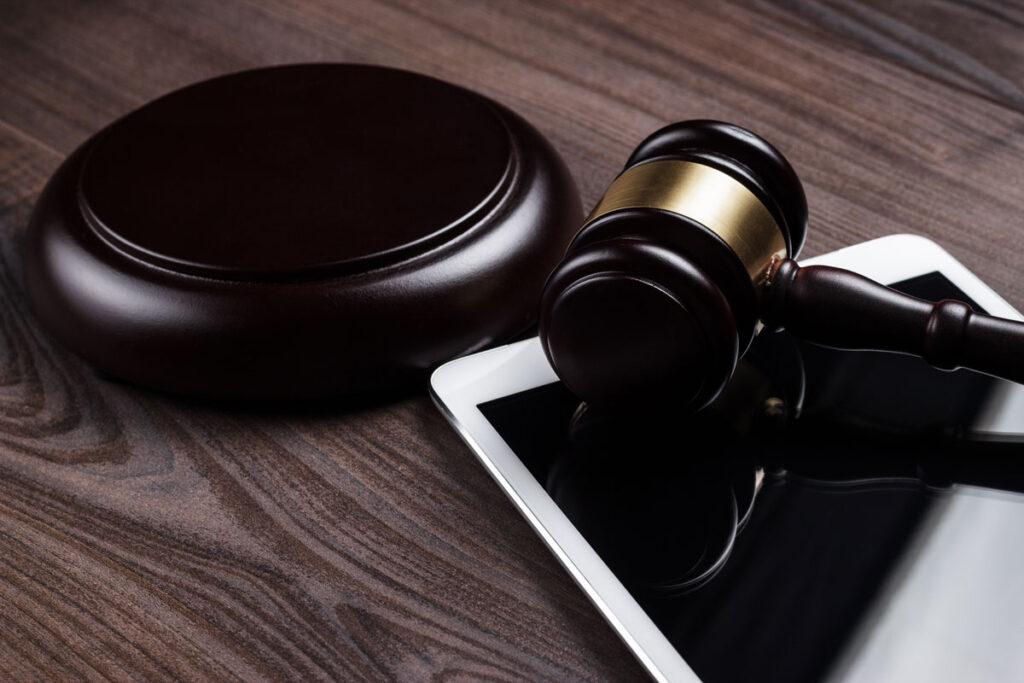 representación de la ley alemana de redes sociales