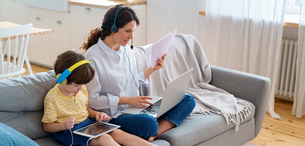 Conectarse desde casa al trabajo